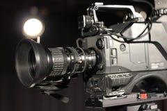 Proffessional Kamera Lizenzfreie Stockfotografie