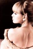 Profiel Royalty-vrije Stock Foto