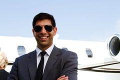 Profiel van Chauffeur Royalty-vrije Stock Afbeelding