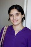 Profiel van een schoonheid Stock Foto