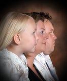 Profielen Royalty-vrije Stock Foto