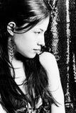 Profil Stockbild