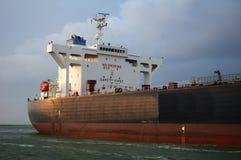 Profil de pétrolier Image libre de droits