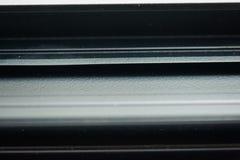 Profil en aluminium anodisé Extrusions en aluminium, profils en aluminium expulsés, Photos libres de droits