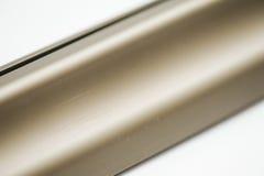 Profil en aluminium anodisé Extrusions en aluminium, profils en aluminium expulsés, Images stock