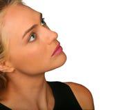 profil mody Zdjęcia Royalty Free