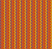 Profil onduleux de couleur sans couture images stock