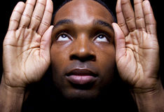Profilage racial Photos stock