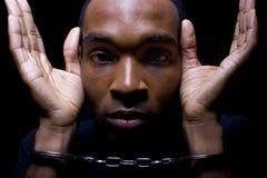 Profilage racial Photos libres de droits