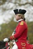 A profile closeup of General Charles O'Hara Royalty Free Stock Image