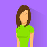Profile Icon Female Avatar Woman Portrait Casual Royalty Free Stock Photo