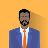 Profile Icon Male Avatar Man African American Royalty Free Stock Photos