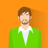 Profile Icon Male Avatar Portrait Casual Person Royalty Free Stock Photography