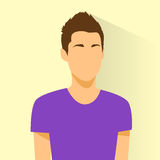 Profile Icon Male Avatar Portrait Casual Person Royalty Free Stock Image