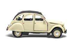 An epic rear Citroen 2CV car stock photos