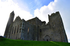 Profile of the Rock of Cashel Stock Photo