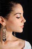 profile woman obraz royalty free
