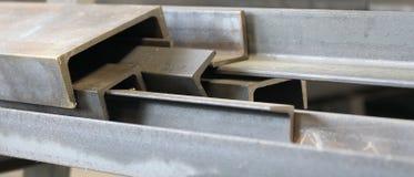 Profili del metallo Immagini Stock Libere da Diritti