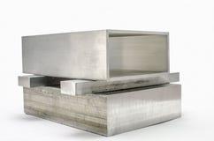 Profili del metallo Fotografia Stock