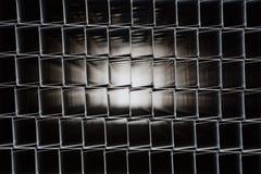 Profili di alluminio fotografia stock libera da diritti