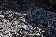 Profili di alluminio per rifondere Fotografia Stock Libera da Diritti