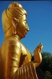 Profilo del Buddha Immagini Stock