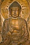 Profilo del Buddha Fotografia Stock Libera da Diritti