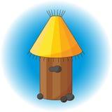 Profilo dell'alveare dell'ape Fotografie Stock Libere da Diritti