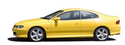 Profilo dell'automobile del muscolo fotografia stock