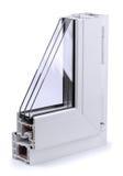 Profilo della finestra Fotografie Stock Libere da Diritti