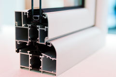Profilo della finestra Fotografia Stock