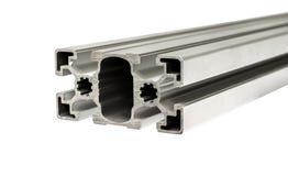 Profilo di alluminio Fotografia Stock