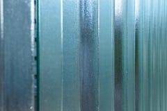 Profilowy szkło Zdjęcia Stock