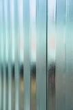 Profilowy szkło Obraz Stock
