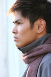 profilsida Arkivfoto