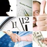 Profissionais do negócio Imagem de Stock Royalty Free