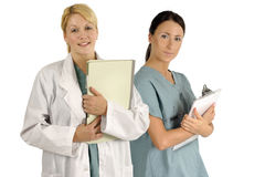 Profissionais médicos Imagens de Stock Royalty Free