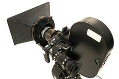 Profissional 35 milímetros a película-câmara. Foto de Stock Royalty Free