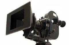 Profissional 35 milímetros a película-câmara. Imagem de Stock