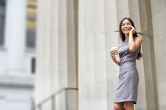 Profissional da mulher de negócios do advogado Fotografia de Stock Royalty Free