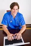 Profissional dos cuidados médicos Foto de Stock Royalty Free