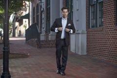 Profissional masculino novo Foto de Stock Royalty Free
