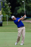Profissional Thomas Aiken Swinging do golfe Fotos de Stock Royalty Free