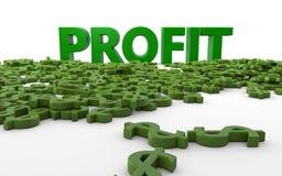 profit Lizenzfreie Stockbilder