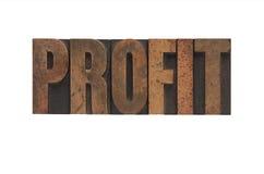 Profit Stock Photo
