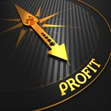 Profit. Business Concept. Stock Images