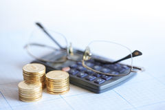 Profit Calculation Stock Images