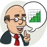 Profit Chart Stock Image