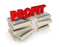 Profit concept. Royalty Free Stock Image