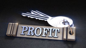 Profit Concept Royalty Free Stock Image